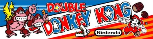 Double-Donkey-Kong Marquee-scaled