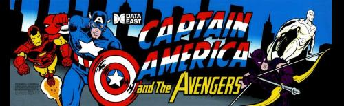 captainamerica andthe avengers marquee